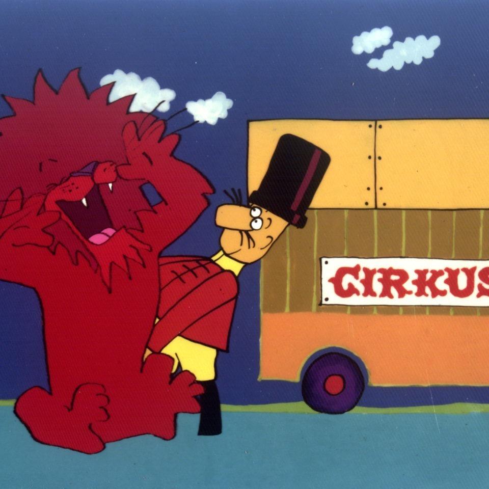 Léo et Fred (cirque) © Pal Toth Les films du preau