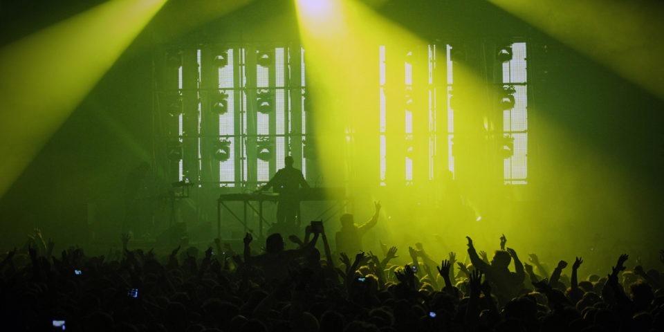 Transmusicales 2012: vendredi soir au Parc Expo